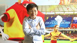 Cậu bé Việt duy nhất ra sân ở trận chung kết World Cup 2018