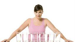 Nếu có 7 dấu hiệu là cơ thể bạn đang cần bổ sung thêm nước đấy!