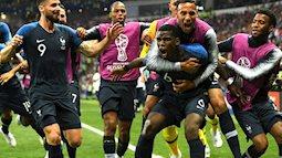 Nhà vua mới của bóng đá thế giới mang tên PHÁP