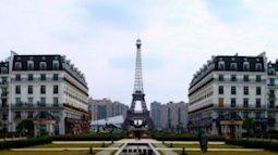 Ngắm phiên bản tháp Eiffel ở khắp mọi nơi trên thế giới