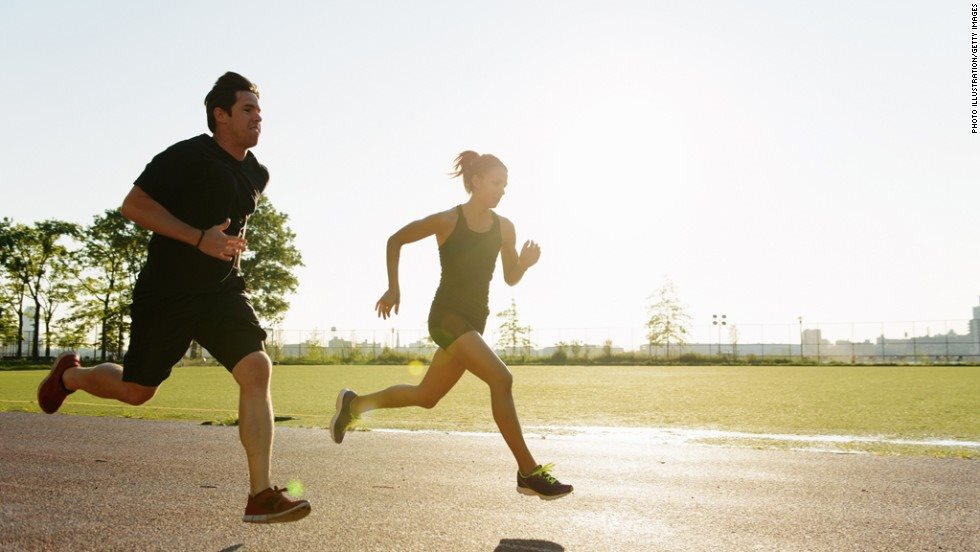 6 lỗi thường gặp đối với những người mới chạy bộ