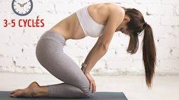 8 bài tập hít thở đánh tan mỡ bụng dành cho các bà nội trợ