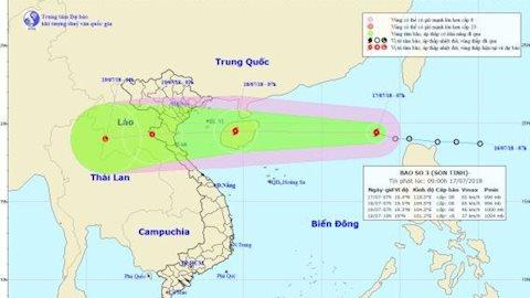 Không thể bỏ qua: Biển Đông đón cơn bão thứ 3