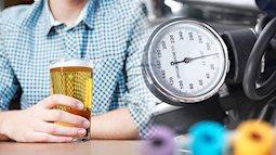 """Người huyết áp cao có """"tửu lượng"""" rượu bia như thế nào để an toàn"""