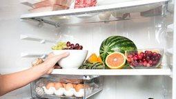 Để thực phẩm tươi lâu và an toàn, các mẹ cần biết những quy tắc sau
