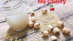16 công thức làm sữa hạt thơm ngon, bổ dưỡng cho con yêu