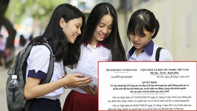 Sau Hà Giang, đoàn công tác xác minh bất thường trong kỳ thi THPT QG 2018 tiếp tục tới Lạng Sơn - Sơn La