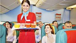 Bạn có biết đồ uống trên máy bay độc hại  như thế nào?