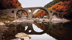 Những cây cầu độc nhất vô nhị trên thế giới