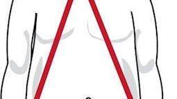 Tư vấn thời trang cho Nam giới có thân hình tam giác
