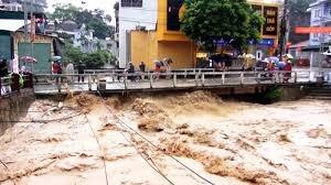 Thời tiết 20/7: Mưa lớn tiếp diễn ở các tỉnh Bắc Trung Bộ, đề phòng lũ quét