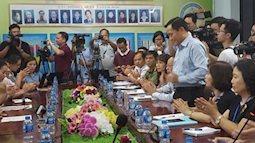 Họp báo tại Lạng Sơn: Sau rà soát không phát hiện gian lận điểm thi, 8 bài thi bị giảm điểm