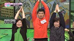Bắp tay thon gọn với bài tập từ đài MBN Hàn Quốc