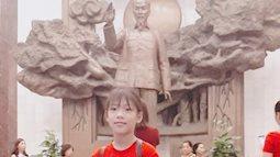 Nhật ký đi phượt 3 ngày 2 đêm siêu dí dỏm của cô bé 7 tuổi