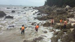 Thanh Hóa: đi tắm biển bị đuối nước 1 người tử vong, 1 người mất tích