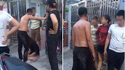Công an thành phố Hạ Long quyết định khởi tố vụ cả nhà đi đánh ghen, xé quần rồi kéo lê cô gái từ phòng trọ ra cổng
