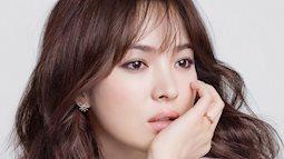 """Bí quyết chăm sóc da không bị mụn của """"nữ hoàng mặt mộc"""" Song Hye Kyo"""