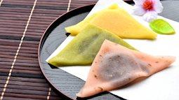 Khám phá Kyoto qua món bánh Yatsuhashi với câu chuyện từ vài thế kỉ trước