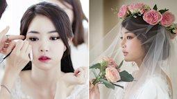 Trang điểm cô dâu: Phong cách Hàn Quốc vẫn là lựa chọn hàng đầu của những cô nàng sành điệu