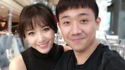 Chuyện gia đình lầy lội của showbiz Việt: Trấn Thành - Hari Won
