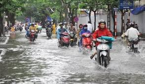 Thời tiết 25/7:  Miền Bắc và Trung bộ mưa lớn, khả năng kéo dài đến đầu tháng 8