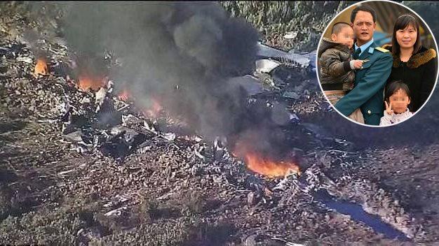 """Quặn lòng câu chuyện từ thân nhân của 2 phi công Su-22 tử nạn: """"Về đi Trí ơi, hoa lan nở rồi"""""""