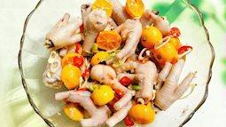 Những món ăn vặt cho ngày mưa mát mẻ, cuối tuần nên thử