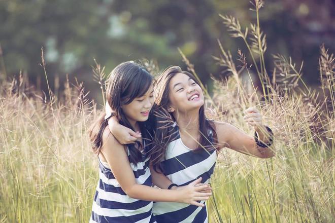 2 con gái của nữ ca sĩ Mỹ Lệ ngày nào bé cỏn con, nay đã xinh đẹp và ra dáng thiếu nữ lắm rồi! - Ảnh 3.