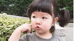 Bé gái dễ thương đến từ Hàn Quốc khiến ai cũng muốn có một cô con gái