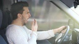 Mẹo chống buồn ngủ dàng riêng cho các tài xế, nắm chắc để đảm bảo an toàn