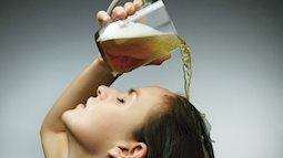 Mẹo trị sạch gàu chỉ bằng chút bia thừa và trứng gà