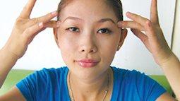 Để giúp giảm căng thẳng, hãy thử những động tác massage đơn giản sẽ thấy hiệu quả bất ngờ