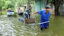Bộ Y tế khuyến cáo phòng bệnh mùa mưa lũ, ngập lụt kéo dài ở miền Bắc