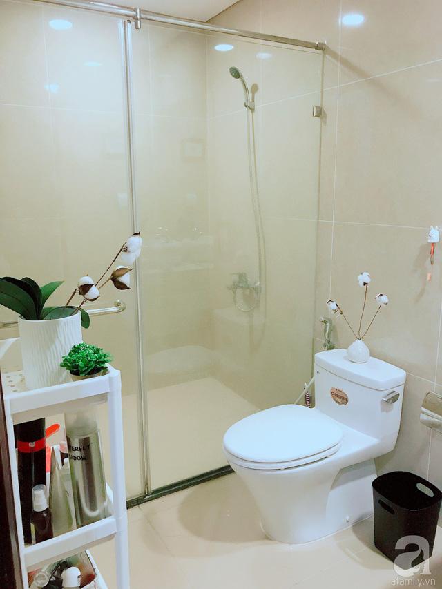 Phòng tắm với các thiết bị cần thiết.
