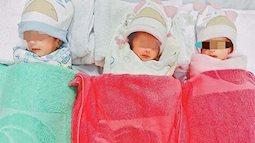 Hi hữu: Cứu sống thành công 3 bé sinh non thụ tinh trong ống nghiệm