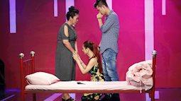 Lâm Khánh Chi bị mẹ chồng đuổi ra khỏi nhà, phải quỳ lạy van xin