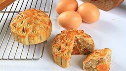 Cách làm bánh trung thu thập cẩm trứng muối vừa ngon vừa thơm