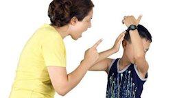 Dạy con: ba mẹ làm gì khi con hay cãi?