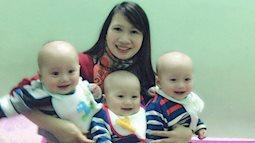 Mang thai sinh ba bác sĩ khuyên bỏ một nhưng mẹ bầu quyết giữ lại và hồi kết chẳng ai ngờ
