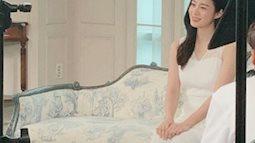 Kim Tae Hee mũm mĩm tái xuất sau gần một năm sinh em bé