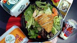Ngộ độc vì salad gà của McDonald, 400 người nhập viện