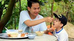 Hạnh phúc của MC Hồng Phúc sau nỗ lực chữa bệnh tim bẩm sinh cho con