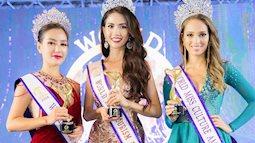 Việt Nam đăng quang Hoa hậu Đại sứ Du lịch Thế giới 2018