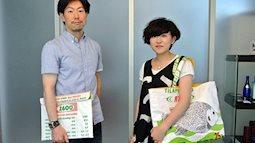 Học người Nhật biến bao cám đồng nát thành túi hàng hiệu giá trăm đô