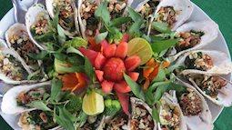 Hàu Sa Huỳnh món ngon đặc biệt đến vùng biển thơ mộng này