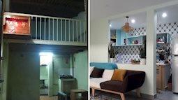 Cải tạo căn nhà cũ thành không gian hoàn hảo cho gia đình chỉ với 350 triệu
