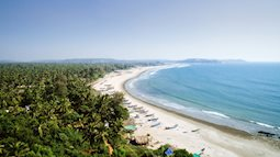 Bỏ túi những bãi biển đẹp, thơ mộng này nên đến check in 1 lần trong đời
