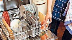 Mẹo sử dụng máy rửa bát không phải bà nội trợ nào cũng biết