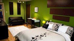 Thiết kế phòng ngủ hợp phong thủy cho người mệnh Mộc