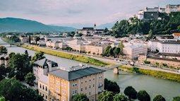 Những ngôi làng đẹp như truyện cổ tích ở Áo hấp dẫn mọi du khách